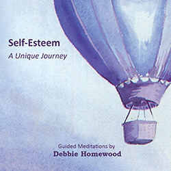 self esteem a guided meditation by debbie homewood